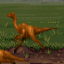 Protect The Gallimimus
