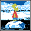 Bart vs Freezing Water