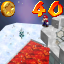 Treasure of Bowser's Ice Mountain