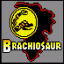 Brachiosaur Perfect Score