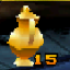 World 3 - Trophies