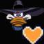 Bulletproofed Duck