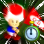 Speedy Speed Toad Gold