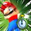 Mario of Fire Gold