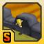 S-Rank in Mushroom Trampolines