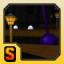 S-Rank in Haunted Clock