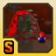 S-Rank in Volcano Cluster