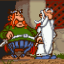 Obelix and The Gaul