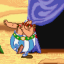 Obelix and The Desert Camp