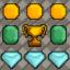 SBK Trophy Gold 1