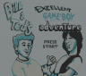 Bill and Ted's Excellent Gameboy Adventure