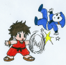Kaiketsu Yancha Maru (Kid Niki - Radical Ninja)