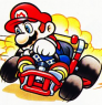 ~Hack~ Super Mario Kart Reversed
