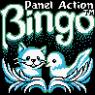 Panel Action Bingo
