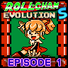 ~Hack~ Roll-chan Evolution S, Episode I - Roll-chan Claw