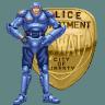 E-SWAT: Cyber Police