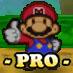 ~Hack~ Paper Mario Pro Mode