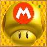 ~Hack~ Mario Rescues the Golden Mushroom