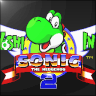 ~Hack~ Yoshi in Sonic The Hedgehog 2