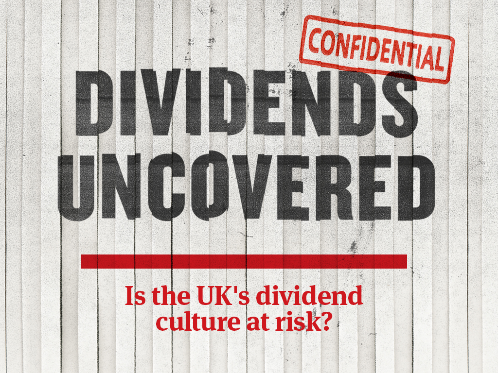 Dividends uncovered