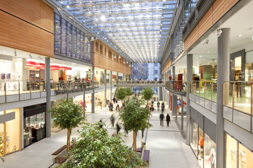 Delivering innovative solutions for shopping centres
