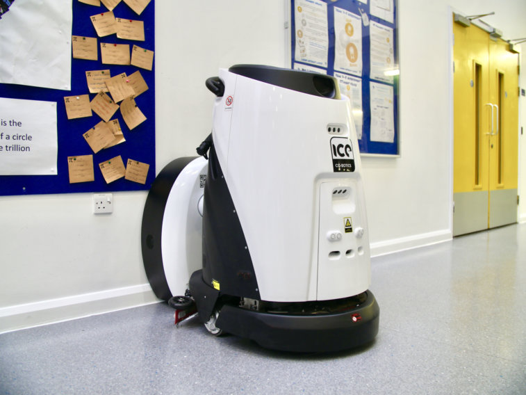 Birkin place the largest single order for robotic floor cleaners in Europe