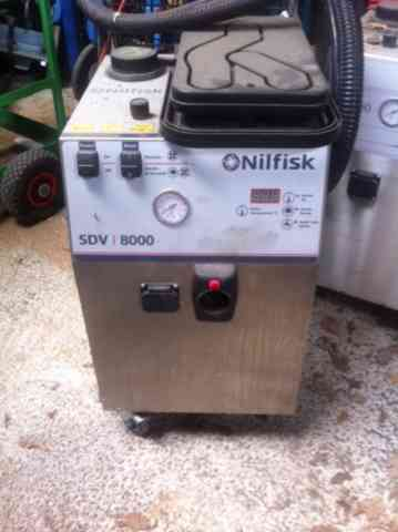 Cleanfix SDV 8000 Steam Cleaner