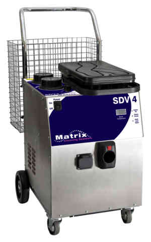 Matrix SDV 4 Steam Detergent and Vacuum