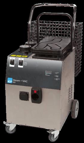 ICE Steam + VAC 4.5