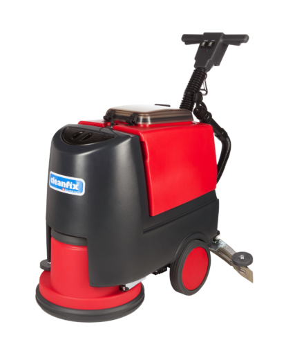 Scrubber Dryer / Ride on