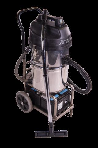 Numatic WVDB750 Wet & Dry Vacuum