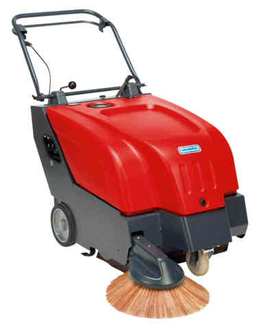 Cleanfix KS 650 Pedestrian Sweeper