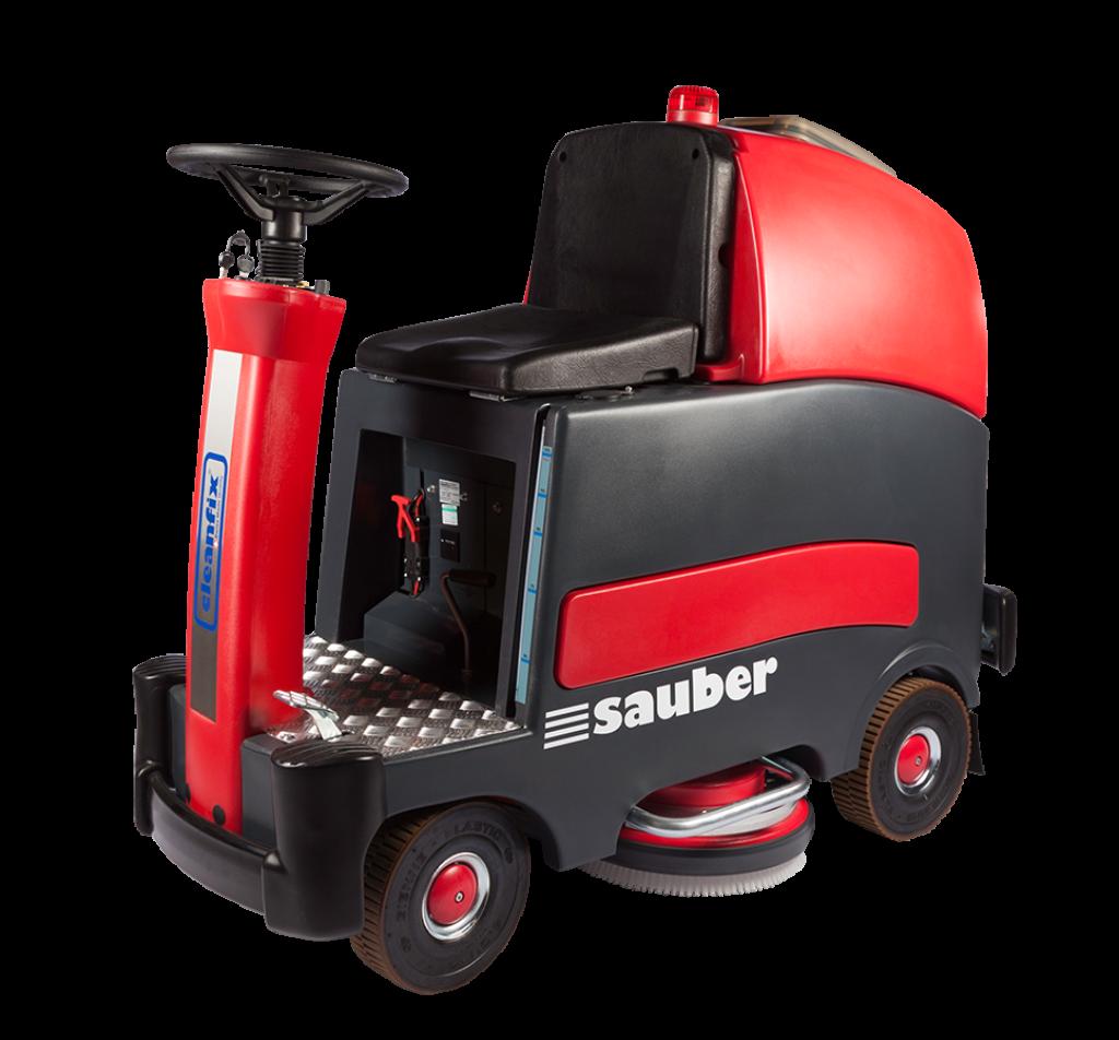 Sauber 800 6