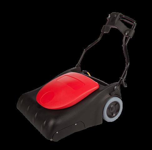Wide Track Vacuum