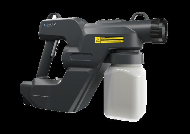ICE E-Spray