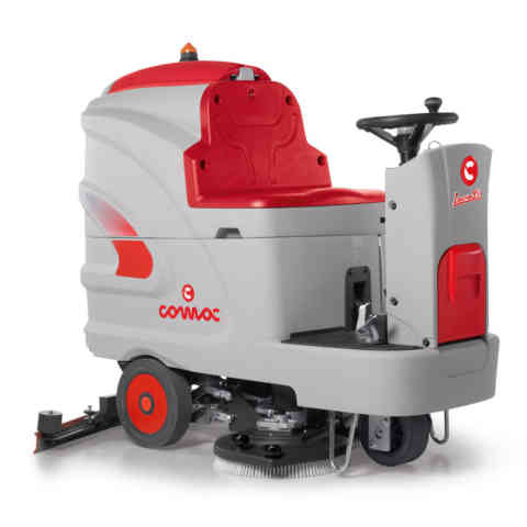 Comac Innova 85 Ride On Scrubber Dryer