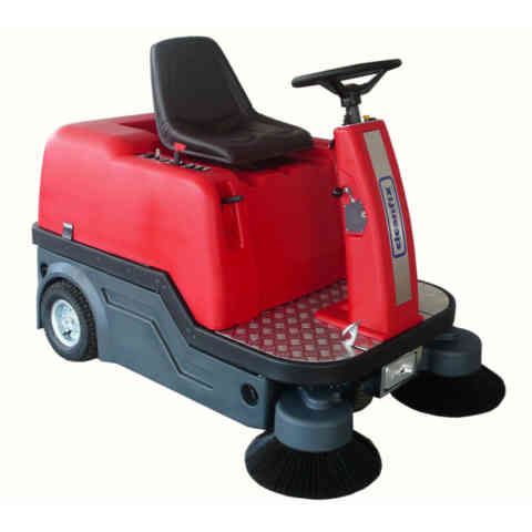 Cleanfix KS 1100 Ride On Sweeper