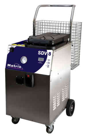 Matrix SDV 8 Stem Detergent and Vacuum