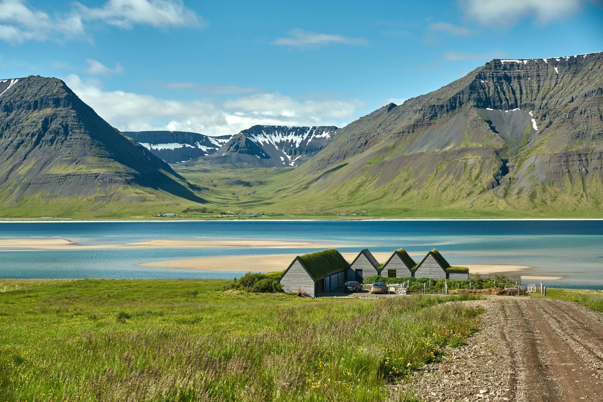 west fjords Iceland