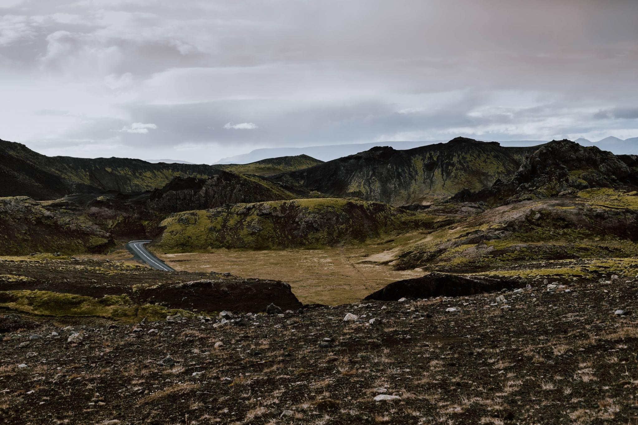 nesjavallaleid iceland