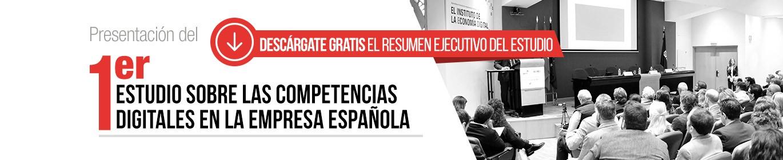 Estudio Competencias Digitales en la Empresa Española