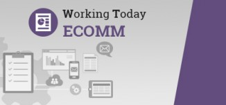 Working Today - Ecomm