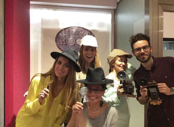 Escape Room Madrid ICEMD