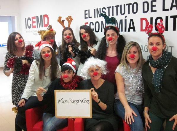 Navidad 2015 y la Fundación Theodora