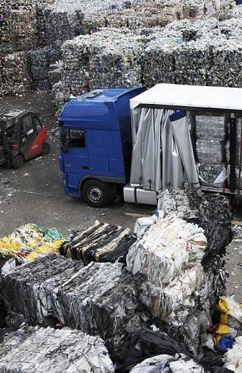 Borealis plastics recycling circular economy