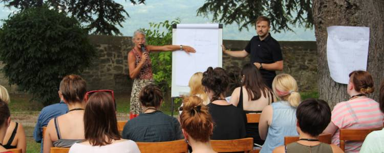 Developing Film Festival 2016 in Motovun, Croatia