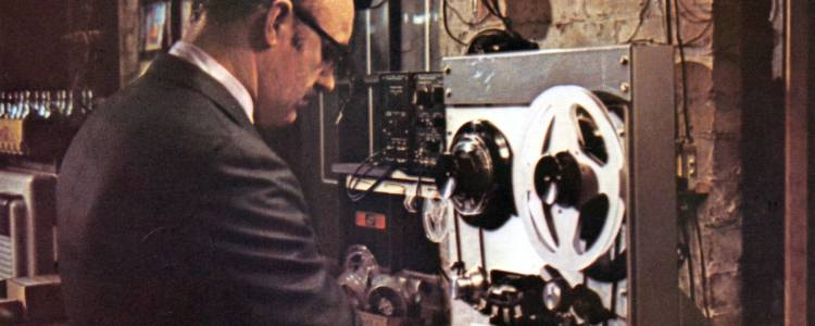 The Conversation by Francis Ford Coppola (BFI)