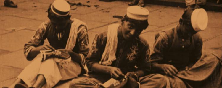 Cosmopolitan London (1924) - part of South Asian Britain on Film