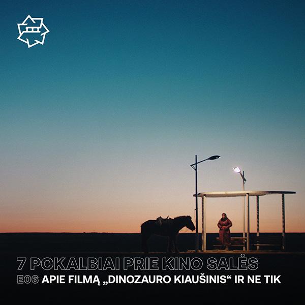Vilnius International Film Festival campaign artwork