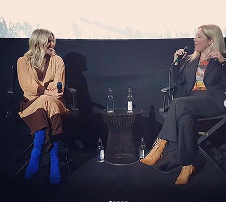 Sienna Miller Q&A